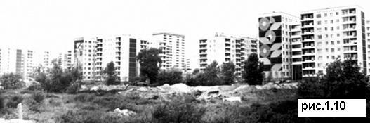 панорама застройки Свердловска