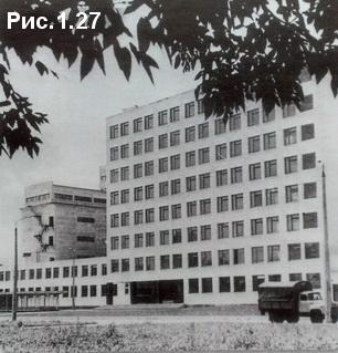 производственное здание зи газобетонных панелей