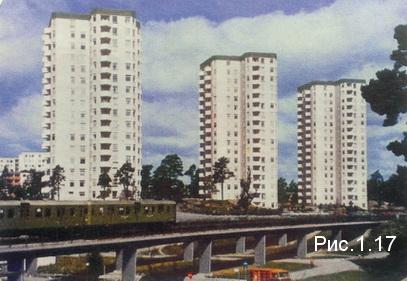 17-этажные дома в Швеции